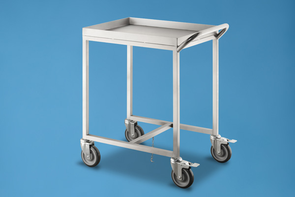 Mobile Utilty Cart (Powder Coated)